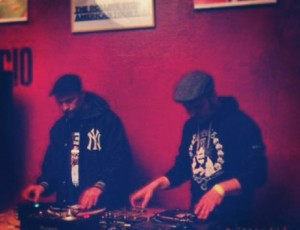 Live with my Brother DJ UZI R.I.P. @ Age Of Aquarius, Torino, Italia