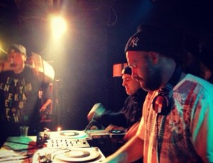 Live w/ The Nextone @ Fight Club, Milano, Italy