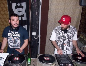 With Dj Uzi R.I.P.